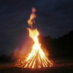 Das Feuer und sein Kind